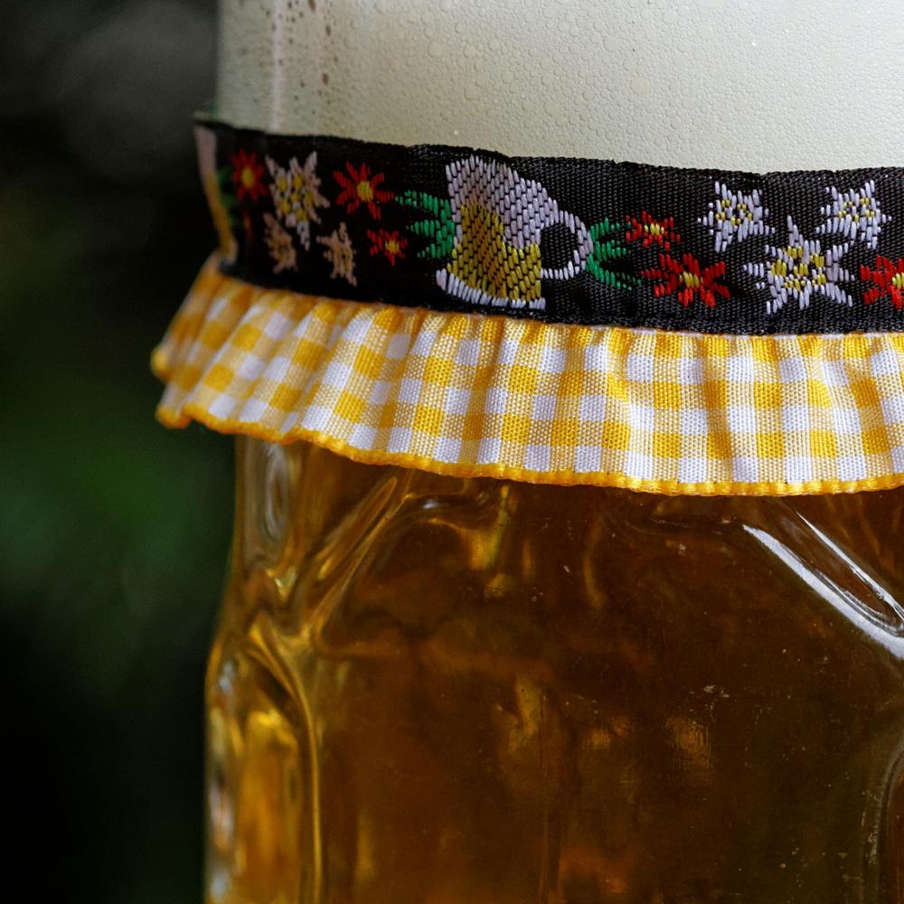 Vronikaa Maßkrugband Bierkrug