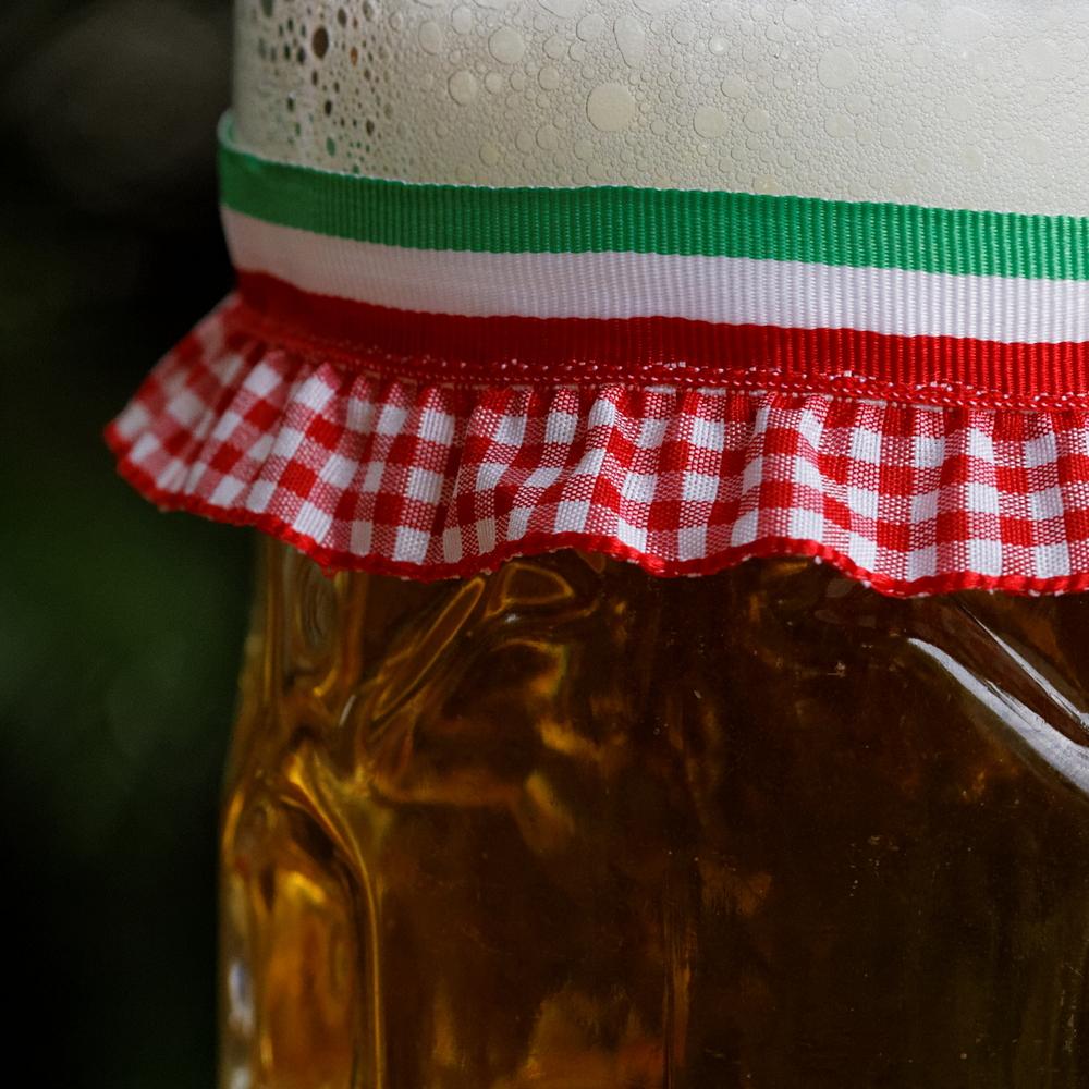 Vronikaa Maßkrugband Italien