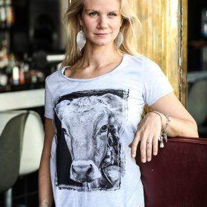 Vronikaa Trachtenshirt Allgäuer Kuh