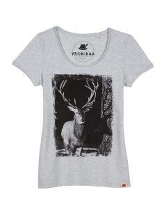 Vronikaa Shirt Hirsch Damen