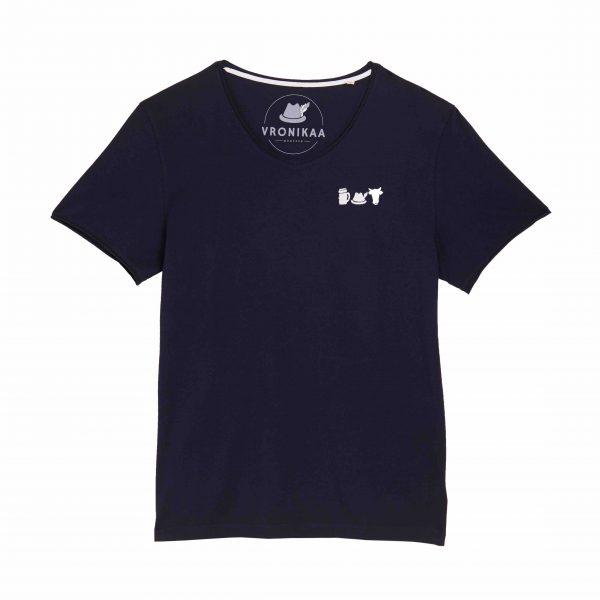 Shirt Franz Trachtenshirt Vronikaa