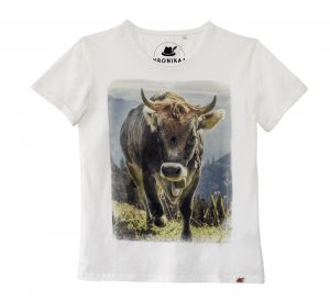 Vronikaa Bergkuh Shirt Herren