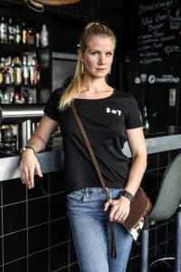 Vronikaa Trachtenshirt Resi Bar Clutch