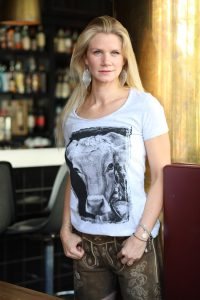 Lederhose Miss Therese Vronikaa