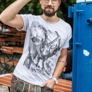 Vronikaa Steinböcke Trachtenshirt