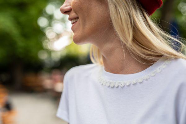 Vronikaa Trachtenshirt Anny Spitzenshirt